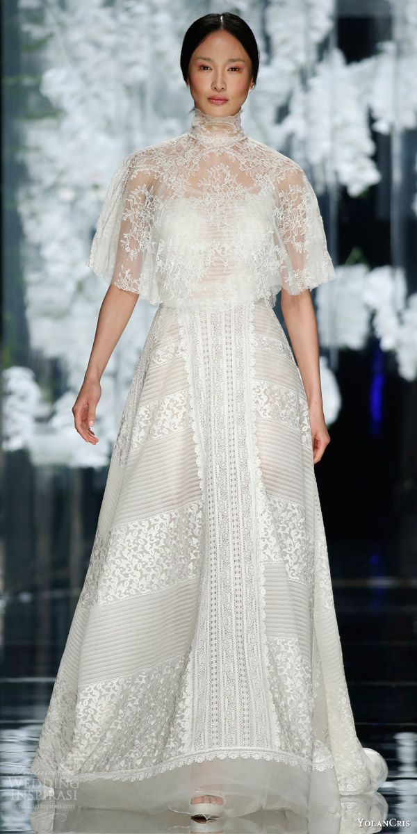 YolanCris 2016 Wedding Dresses — Orchid Bridal Collection   Wedding Inspirasi