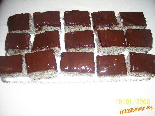 my favourite poppy seed cake !  (makovy kolac lenivej gazdinky)