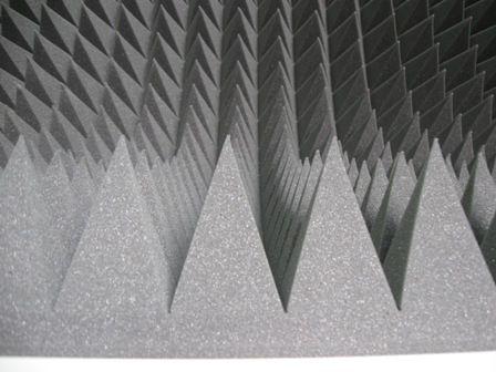 Piramidka akustyczna WYSOKOŚĆ 10 cm Sound Solutions