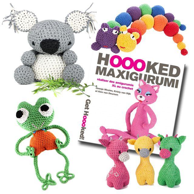 Hoooked Amigurumi Xxl : 1000 idees sur le theme Crochet De Girafe sur Pinterest ...