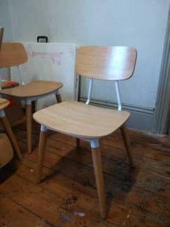 Scandinavian / Retro Style Dining Chairs | Dining Chairs | Gumtree Australia Yarra Area - Fitzroy | 1134186087