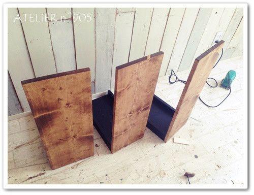 DIY**キッチンリフォームその11~引き出し式ゴミ箱。|DIYで作る**こどもと過ごすおうち時間