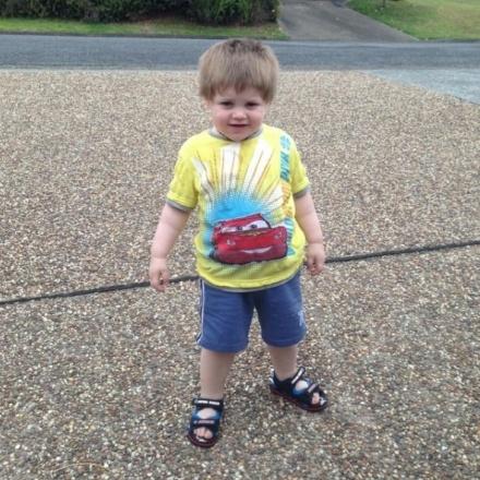 Hayden R | BONDS Baby Search 2013