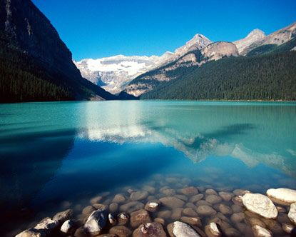 Lake Louise, Canada - Some wonderful hikes
