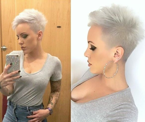 Trend Short Spiky Hairstyles For Women Hairstyles Short Spiky Trend Women Hairstyles S Short Spiky Hairstyles Short Hair Styles Short Hair Styles Pixie