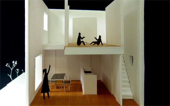 SEN+ 1000万円代で建てる家をコンセプトに、面積の異なる住宅をセミオーダータイプとして提案したもの