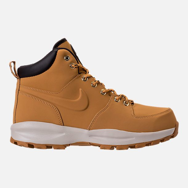 the best attitude 7a124 47351 Right view of Men s Nike Manoa Leather Boots in Haystack Velvet Brown