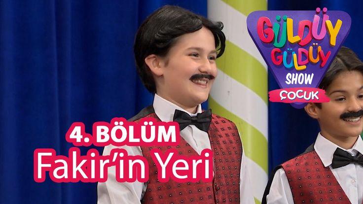 ✿ ❤ Perihan ❤ ✿ KOMEDİ :) Güldüy Güldüy Show Çocuk  4. Bölüm, Fakir'in Yeri :))