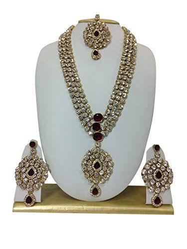 Indian Bollywood Style Most Beautiful Gold Plated Kundan ... https://www.amazon.ca/dp/B01LY9TAYO/ref=cm_sw_r_pi_dp_x_6A6Wyb5GSX9VP