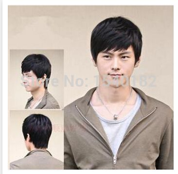 $23.92 (Buy here: https://alitems.com/g/1e8d114494ebda23ff8b16525dc3e8/?i=5&ulp=https%3A%2F%2Fwww.aliexpress.com%2Fitem%2FWholesale-Men-Wig-Male-Fluffy-Hair-wigs-lifelike-Japan-and-South-Korea-handsome-boy-wig%2F32331427462.html ) Wholesale Men Wig Male Fluffy Hair Wigs Lifelike, Japan And South Korea Handsome Boy Wig for just $23.92