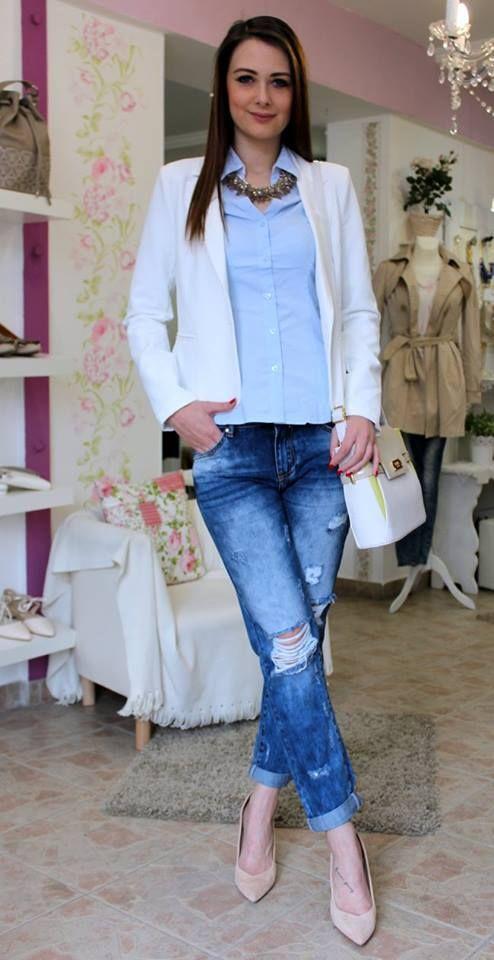 White coat