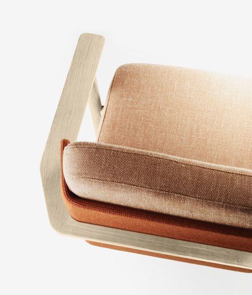 Alki Lasai armchair by Jean Louis Iratzoki