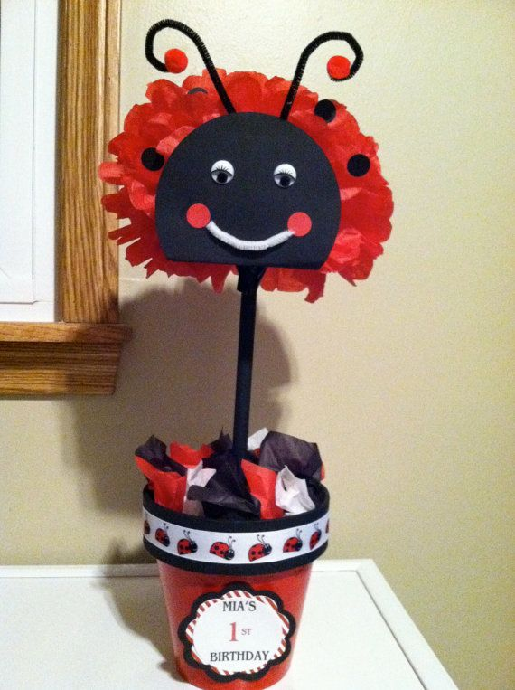 Cute idea-except I will make snails!