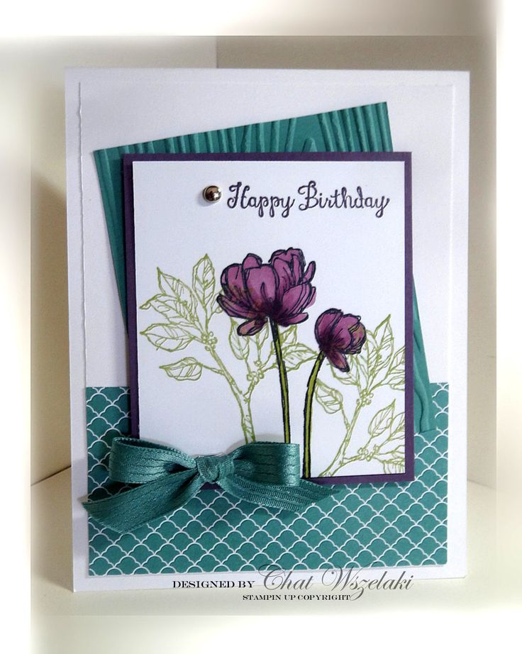 Blooming with Hope, Me, My Stamps and I, Stampin' Up