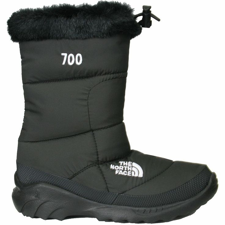 The North Face Nuptse Fur Bootie (Women's)   Winter 2011