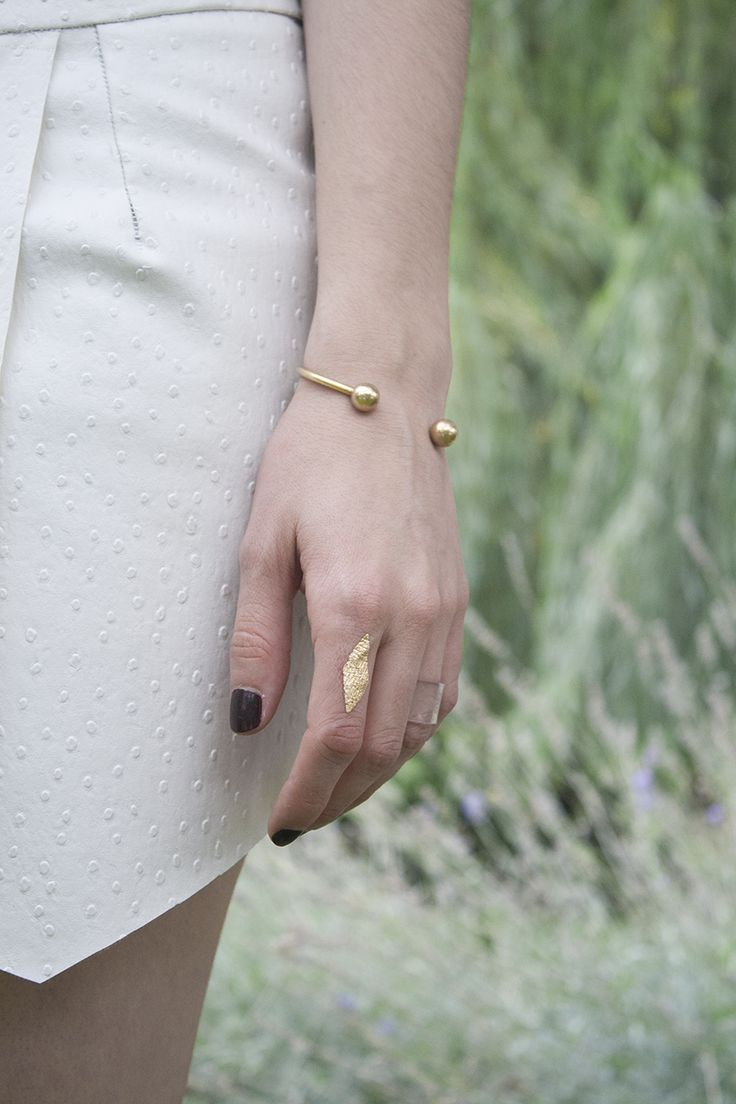 DIY Fábrica de imaginación | DIY Gold Tattoo | http://www.fabricadeimaginacion.com | Tatuaje dorado