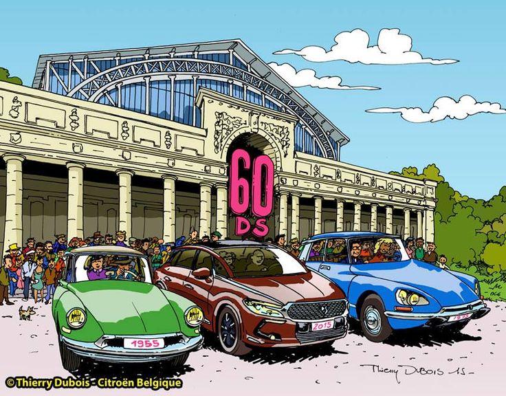 663 best citroen ds images on pinterest cars citroen ds for Garage citroen nation