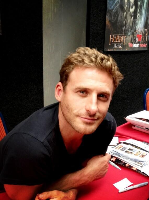 Dean O'Gorman- (he looks very similar to my ex)