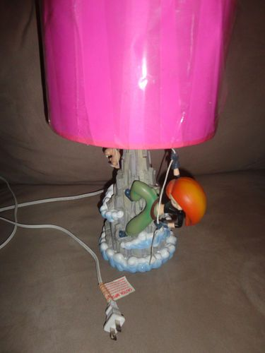 Disney Kim Possible Table Lamp 15 Quot Tall Resin With Shade