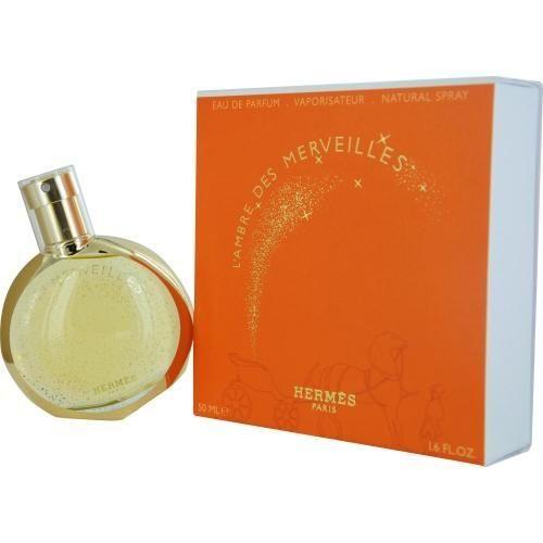 L'ambre Des Merveilles By Hermes Eau De Parfum Spray 1.7 Oz