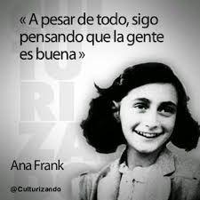 Ana Frank: El muro de sus frases