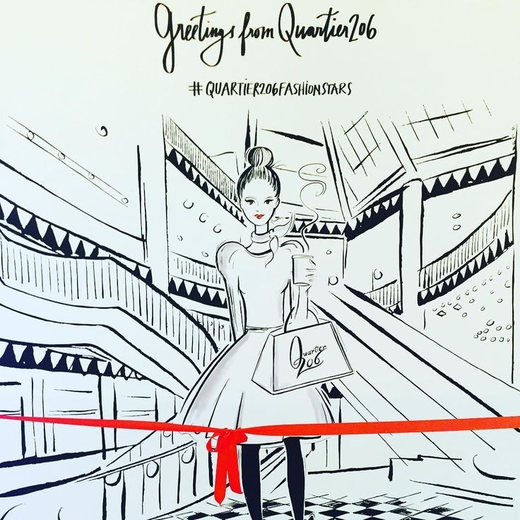 Greetings from Quartier 206! Gleich wird die #quartier206fashionstars Leinwand eröffnet ❤️🍸🍾 #we #love #VFNO #perfect #amazing #keratill #beautiful #instagood #instamood #instastyle #perfectday #fashiongram #happy #illustration #perfectday #pommery #champagne #luxuryshopping #luxurylife #lucky #perfectlook #ootd #opening