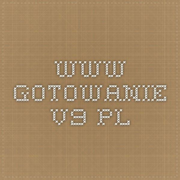 www.gotowanie.v9.pl