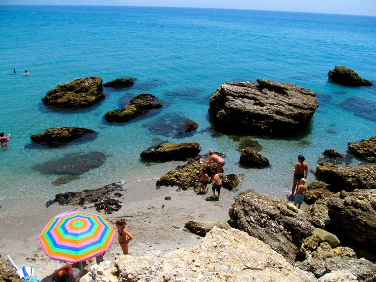 Festival or no festival, two nights in Nerja just isn't enough