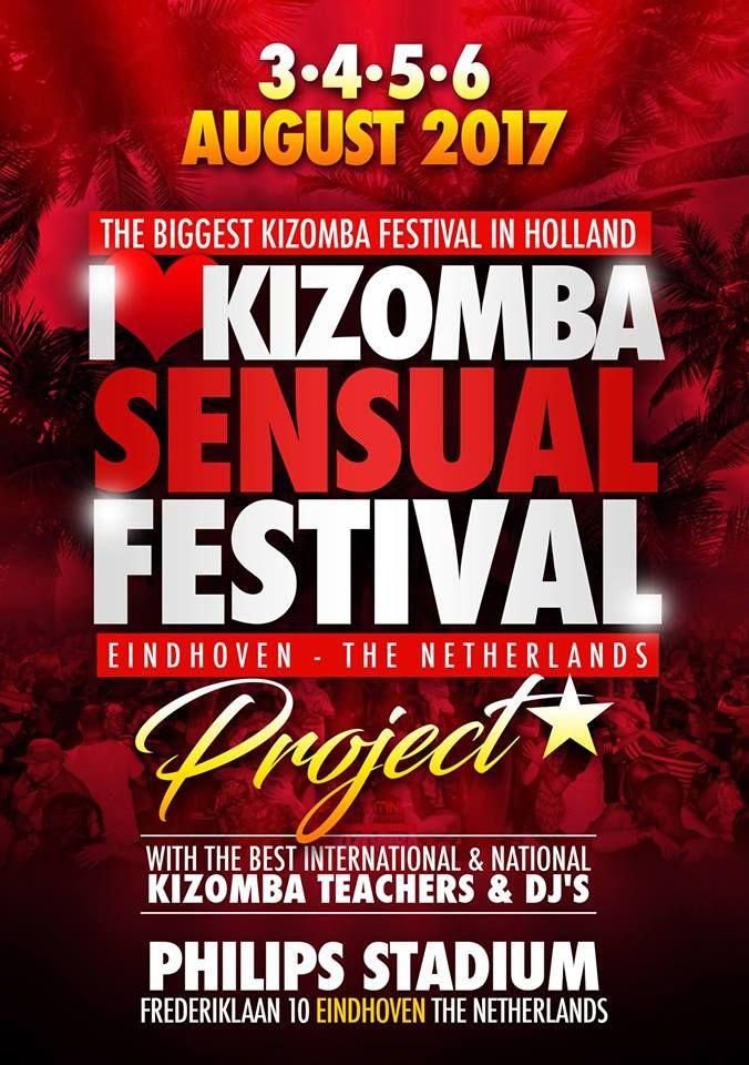 I Love Kizomba Sensual Festival - Isabelle & Félicien