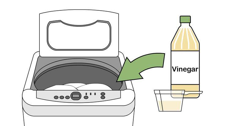 die besten 25 essig als weichsp ler ideen auf pinterest weichsp ler waschen putzfarben und. Black Bedroom Furniture Sets. Home Design Ideas