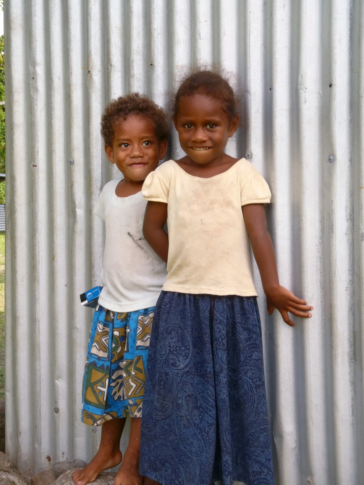 Kadavu Village Girls