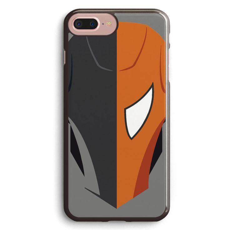 Deathstroke Mask Minimalist Apple iPhone 7 Plus Case Cover ISVB485