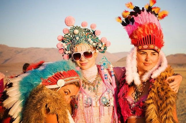 30 Brilliant Burning Man Costumes to Buy and DIY via Brit + Co.
