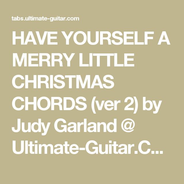 The 25+ best Merry christmas everyone chords ideas on Pinterest ...