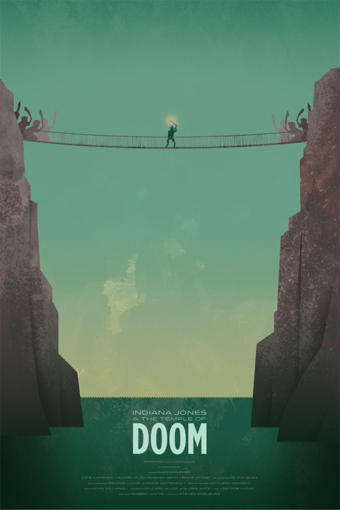 Great Set of INDIANA JONES Trilogy PosterArt - News - GeekTyrant