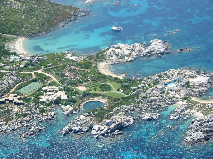 Photo aérienne de Ile de Cavallo - Corse-du-Sud (2A)