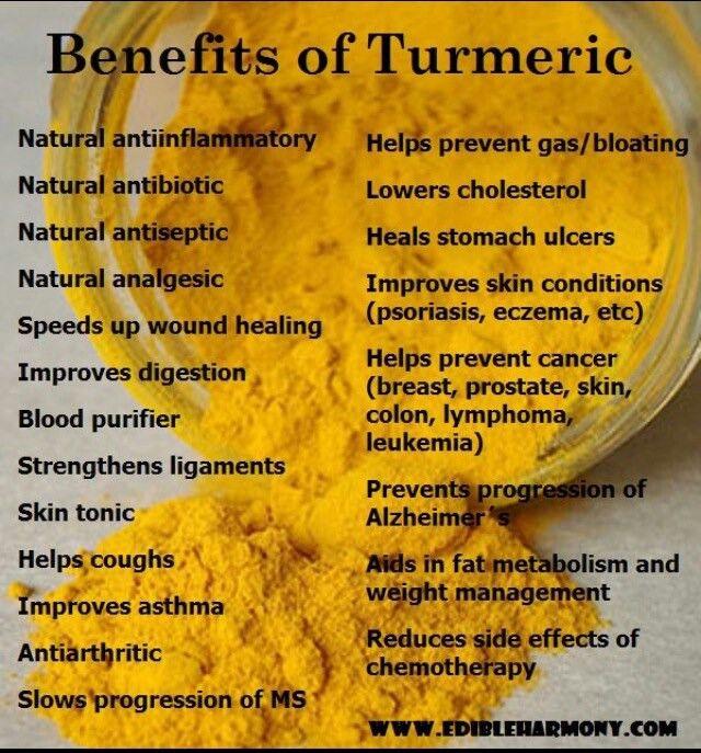 Tumeric                                                                                                                                                                                 More