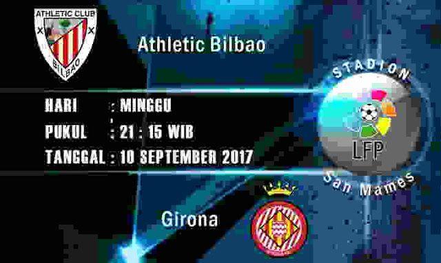 Prediksi Athletic Bilbao vs Girona dari Pertandingan Liga Spanyol kali ini akan dimulai dengan pertemuan Athletic Bilbao kontra Girona pertandingan ini diperkirakan akan berlangsung sengit, jelang dimulai laga dari kedu tim kami akan membagikan uraian hasil pertandingan yang telah dicatatkan oleh masing-masing tim sebagai tambahan informasi dalam membuat perkiraan hasil pertandingan Athletic Bilbao vs Girona.