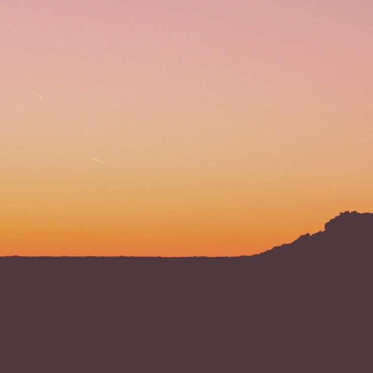 Stanage Edge Silhouette in the Peak District