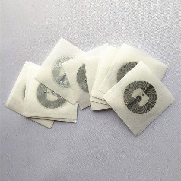 Soft NFC Sticker : Circle 35mm Type 2 Ntag213 Wet NFC Sticker
