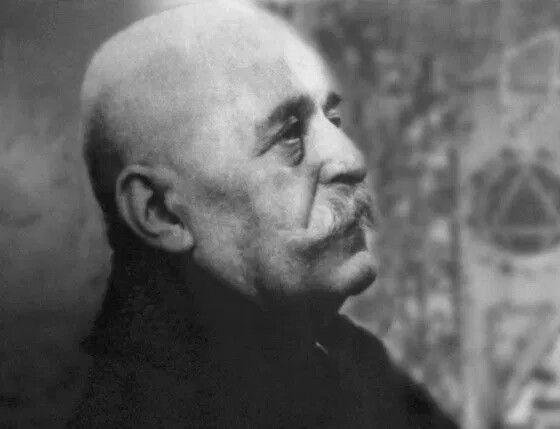 Georges Ivanovič Gurdjieff (1872-1949)