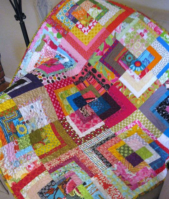 Fun Scraps quiltScrap Quilt Ideas, Scraps Quilt, Bento Boxes, Beautiful Quilts, Fun Scrappy, Christmas Holiday, Scrappy Quilts, Baby Boy, Bento Box Quilt