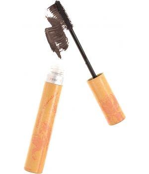 Les nouveaux mascaras de Couleur Caramel : brun, noir, bleu et prune. Volumateur ou allongeant.