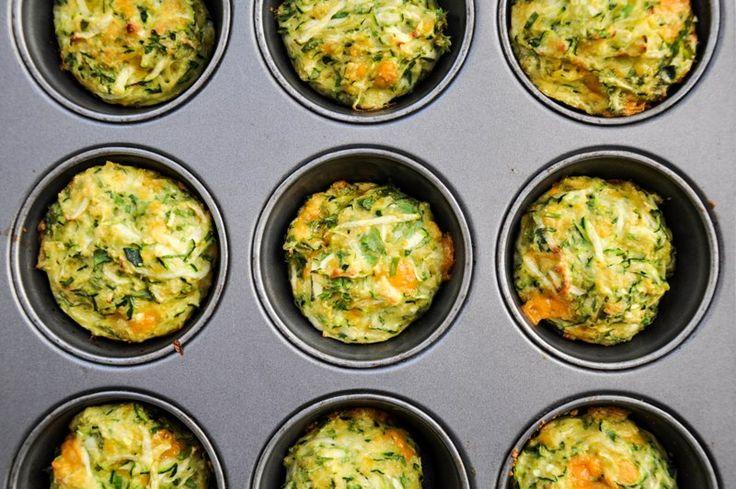 Zucchini Bites | Tiny Spoon