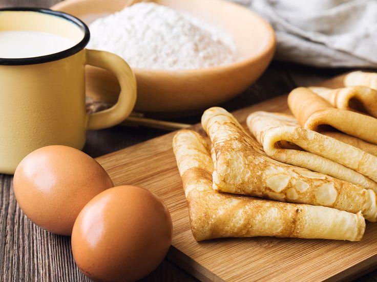 Süße Pfannkuchen