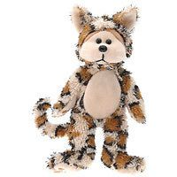 Beanie Kids - Sahara the Leopard Bear - BRAND NEW