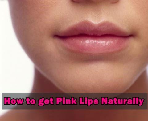 How to get Pink Lips Naturally | Drama Tube | Watch Pakistani Dramas Online