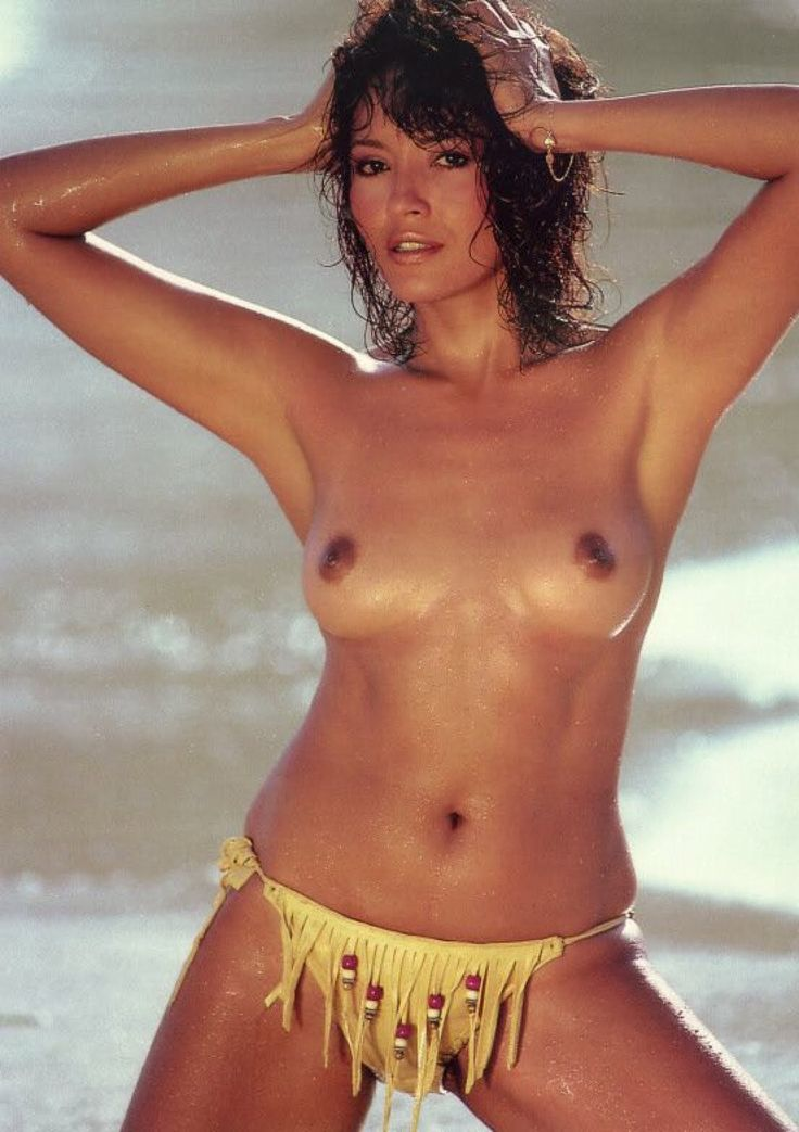 from Rocky barbara bush modeling nipple