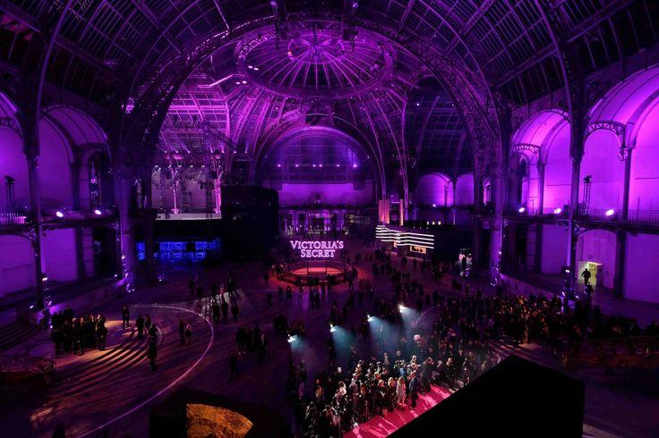 Celebrating Victoria's Secret In Paris - crfashionbook