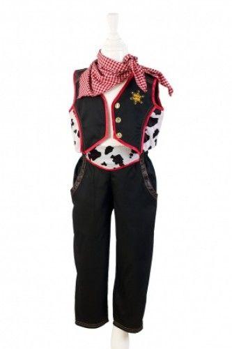Hochwertiges Cowboy Kostüm 3-4 Jahre aus dem Hause Souza for KidsSo wird im Handumdrehen aus jedem kleinen Jungen ein trolliger Cowboy. Das Kostümset bestehend aus: Hose, Tuch und Weste. Ideal zum Karneval und Fasching, aber auch für...